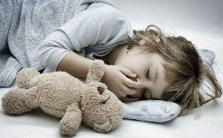 Как вовремя уложить ребенка спать?