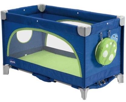 Какие бывают детские кроватки?
