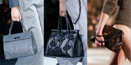 Мода на женские сумки