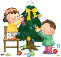 Подготовка детей к новогодним праздникам