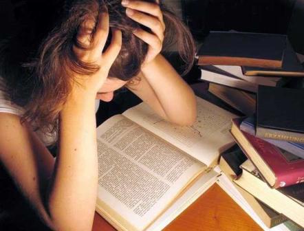 Подготовка подростка к выпускным экзаменам