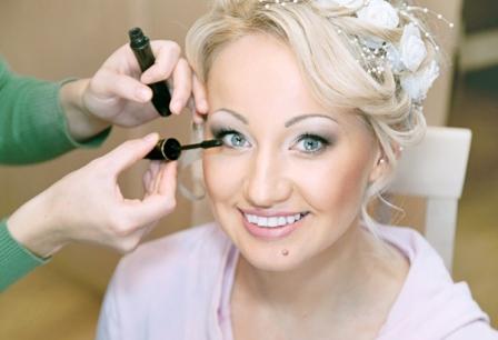 Правильный макияж для невесты
