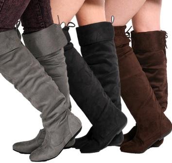Теплая обувь для женщин