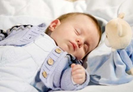 В чем должен спать ребенок?