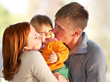 Взаимоотношения родителей после рождения ребенка
