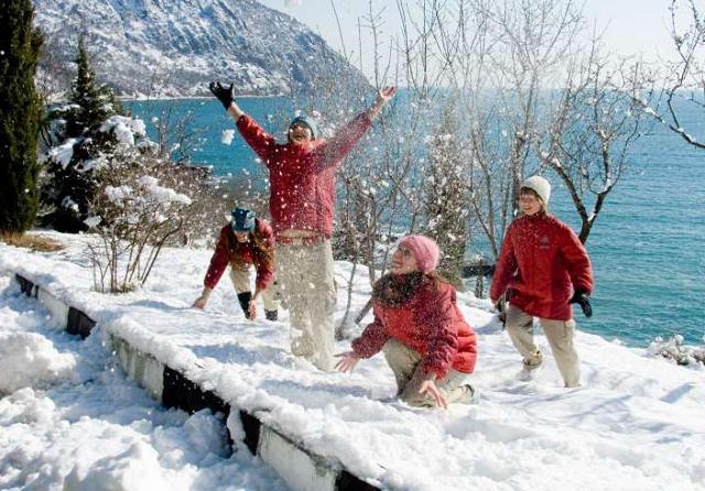 Зимний отдых в Анапе