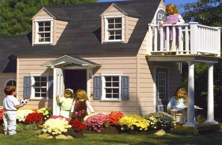 Детские игровые домики Рибамбель