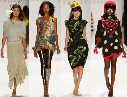 Изменения в моде к 2013 году