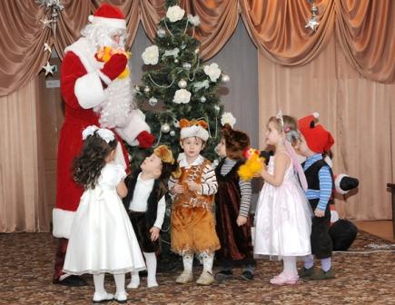 Как организовать Новогодний праздник для детей?