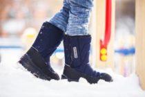Какая обувь нужна подростку на зиму?