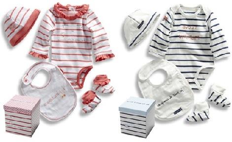 Какую одежду дарят новорожденной девочке?