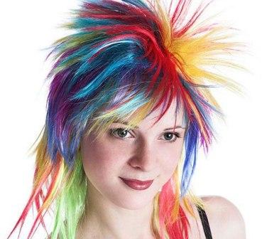 Недорогое колорирование волос