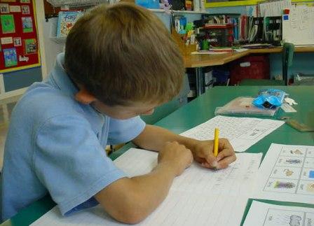 Письмо ребенка из девяностых