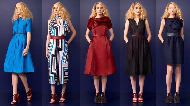 Мода на платье меняется, но само оно из моды не выйдет никогда!..
