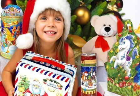 Как выбрать хороший подарок для ребенка на НГ.