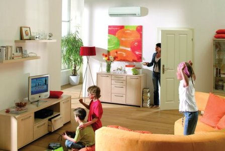 Следим за микроклиматом в детской