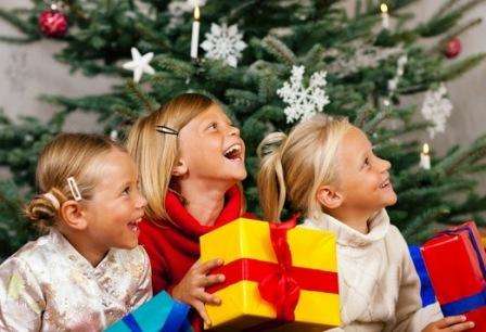 Выбираем игрушку в подарок на Новый Год