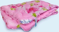 Выбираем одеяло для ребенка на зиму