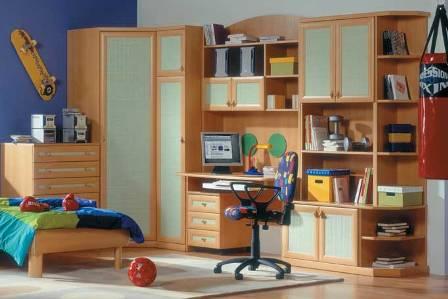 Как правильно выбирать шкаф для детской?