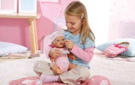 Девочкам нравятся куклы. Но вот какие?!