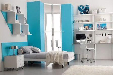Оформление комнаты для взрослого ребенка
