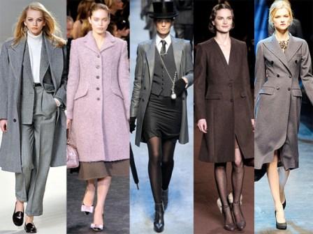 Верхняя одежда для стильных женщин