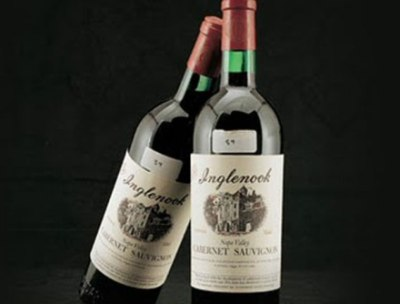 Бутылка коллекционного вина в подарок