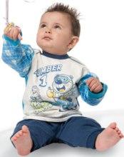 Во что одевать ребенка дома?