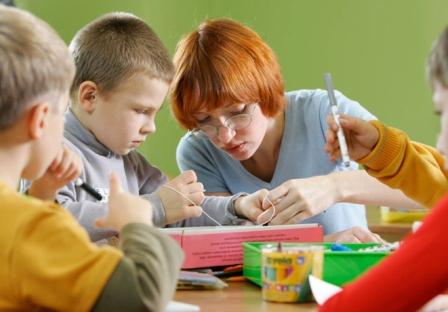 Дополнительные развивающие занятия для дошкольников