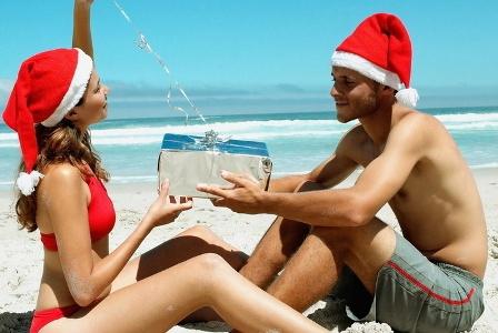 Как провести Новый год с парнем?