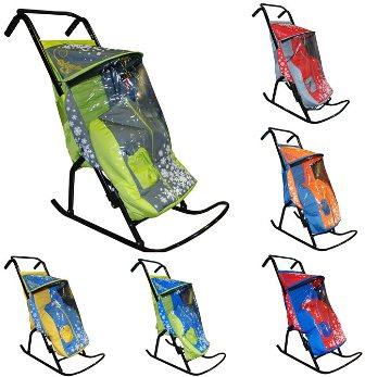 Как выбрать коляску для зимних прогулок?