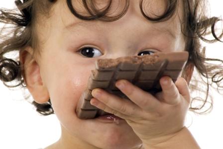 Какие сладости любят дети?