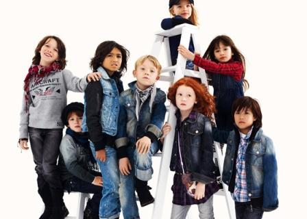 Модная детская одежда - 2013