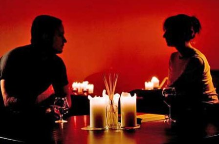 Тихий вечер с любимым человеком