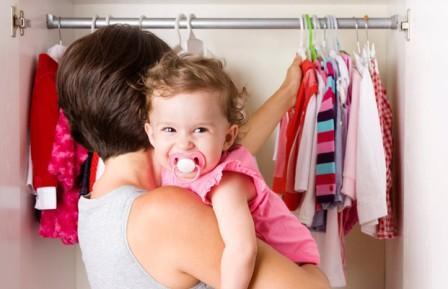 Правильный выбор домашней одежды для маленьких детей.