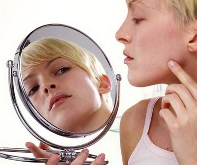 Женские проблемы с кожей лица