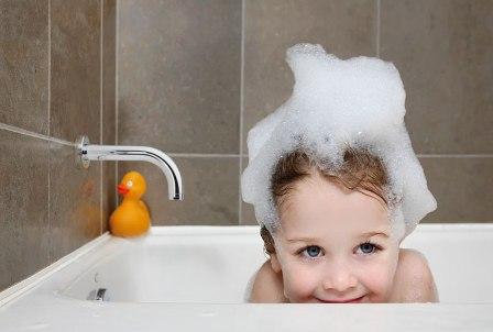 Чем мыть голову ребенку?