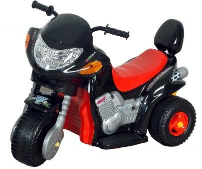 Детский мотоцикл вместо простого велосипеда