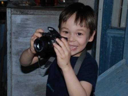 Где проводят детские фотосессии?