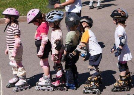 Как выбрать ролики ребенку?
