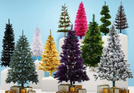 Какую елку покупать на Новый год?