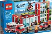 Новинки в магазине игрушек: Lego City