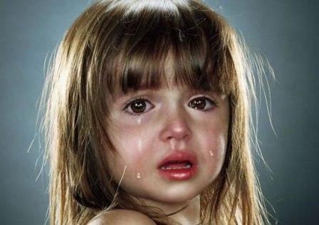 Может ли ребенок плакать просто так?