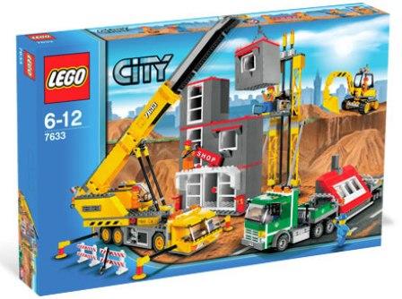 Новинки в магазине игрушек. Lego City.