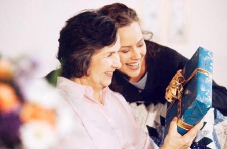 Подарок для бабушки на 8 марта