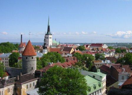 Таллин - жемчужина, кладезь для туристов