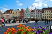 Таллин — жемчужина, кладезь для туристов