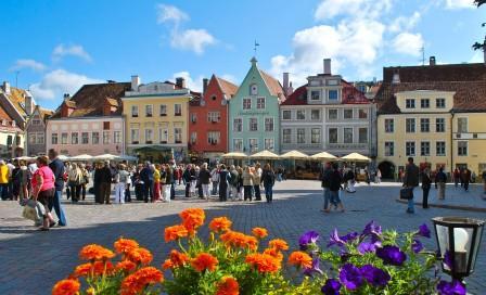 Таллин для туристов и гостей