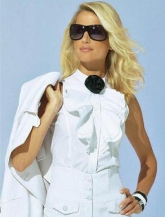 Блузки 2013. Где купить красивую блузку?