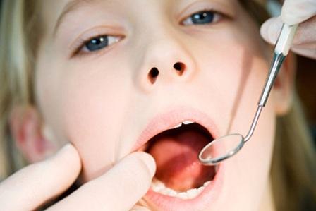 Детское зубное протезирование